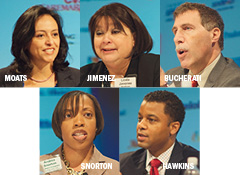What Background Is Best for Chief Diversity Officers?