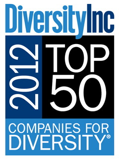 The 2012 DiversityInc Top 50 Companies for Diversity Announced