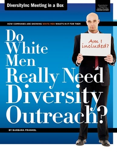 Do White Men Really Need Diversity Outreach?