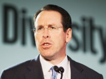 AT&T CEO Randall Stephenson Takes On National Tragedy