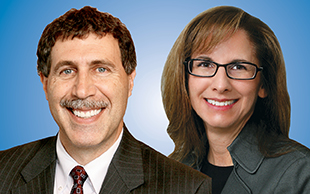 Steve Bucherati, The Coca-Cola Company and Diane Evans, Wells Fargo