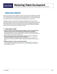 Resource Groups
