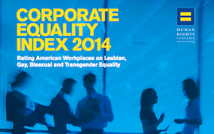 41 DiversityInc Top 50 Companies Score a 100 in HRC's Corporate Equality Index
