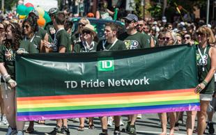 TD Bank LGBT Pride