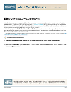 Refuting Negative Arguments