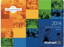 Walmart's 2014 Diversity & Inclusion Report