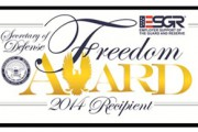 Freedom Award Spotlights AT&T's Commitment to Our Service Men and Women