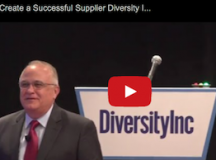 VIDEO: How to Create a Successful Supplier Diversity Initiative—5 Steps to Get Started With Wyndham Worldwide