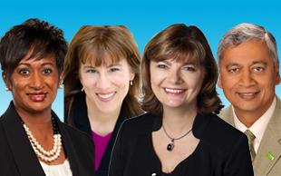 Melissa Harper, Lisa Gable, Bobbi Dangerfield, Sundar Subramaniam