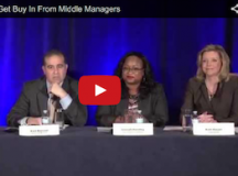 VIDEO: How to Get Buy-In From Middle Managers With General Motors, Caterpillar, Cox Communications