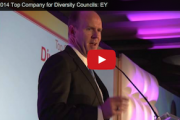VIDEO: 2014 Top Company for Diversity Councils: EY