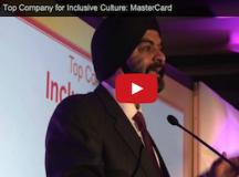 VIDEO: 2014 Top Company for Inclusive Culture: MasterCard