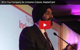 Ajay Banga, MasterCard