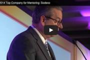 VIDEO: 2014 Top Company for Mentoring: Sodexo