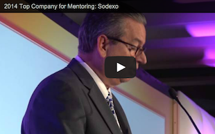 VIDEO: 2014 Top Company for Mentoring: Sodexo