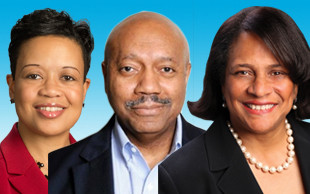 Joelle Murchison, Ralph de Chabert, Sharon Harvey Davis
