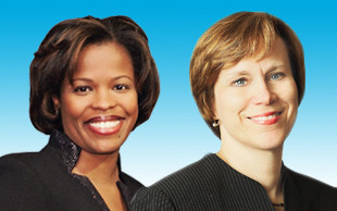 Carolynn Johnson, Barbara Frankel