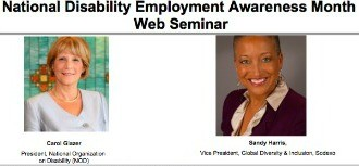 Webinar: Cultural Competence for Disability Employment Awareness Month