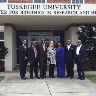 Tuskegee Lilly partnership