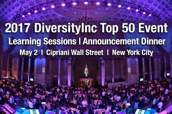 2017 DiversityInc Top 50 Event