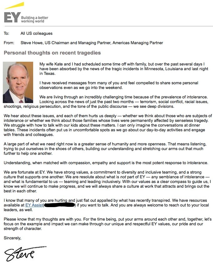 Howe email