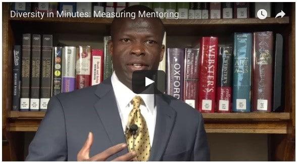 mentoring metrics video