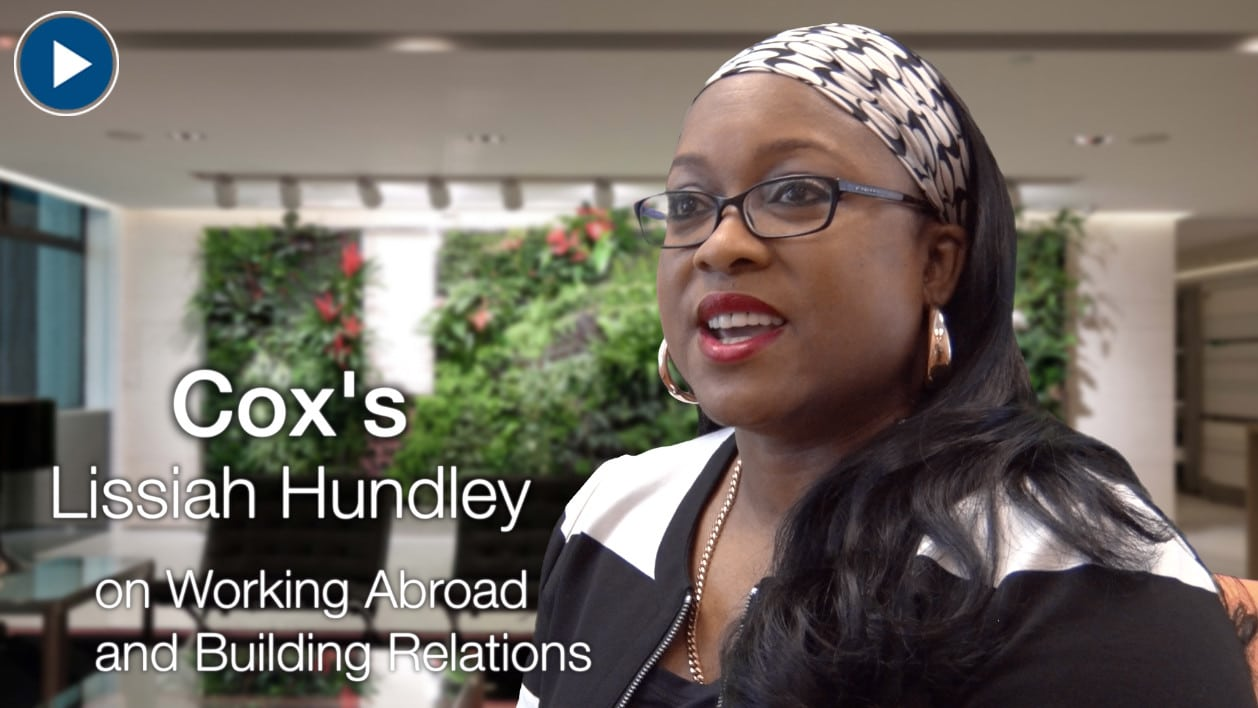 Lissiah Hundley one-on-one video