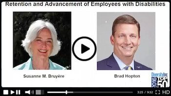 Retention and Advancement of Employees with Disabilities