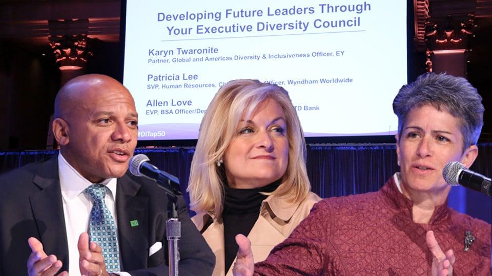2017 Top 50 Diversity Councils Panel