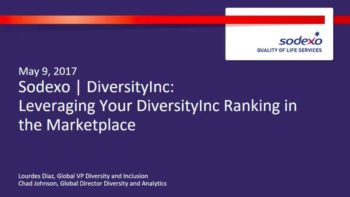 Leveraging Your DiversityInc Ranking in the Marketplace