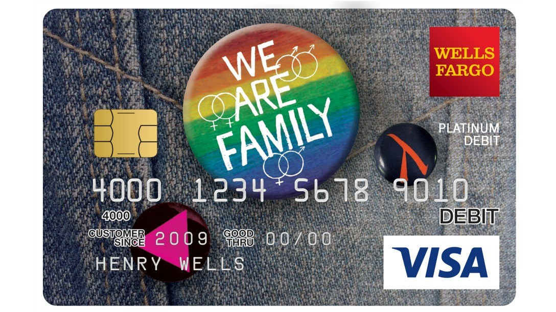 Wells Fargo's LGBT Marketing Journey