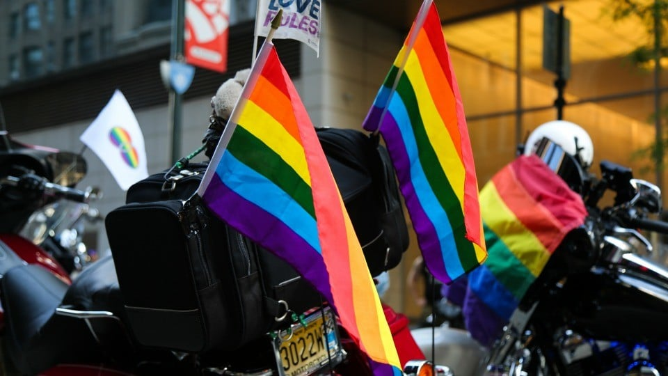 Top 50 Companies Show Their Support By Sponsoring Pride March