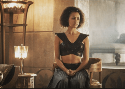 'Game of Thrones' Star is Happy Her Natural Hair Stands Out