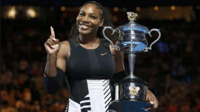 Serena Williams Talks About Black Women's Equal Pay Day