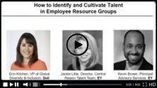 How to Identify and Cultivate Talent in Employee-Resource Groups