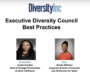 Webinar Recap: Executive Diversity Council Best Practices