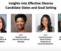 Webinar Recap: Insights Into Effective Diverse Candidate Slates and Goal Setting
