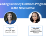 Webinar Recap: Leading University Relations Programs in the New Normal