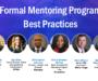 Webinar Recap: Formal Mentoring Program Best Practices